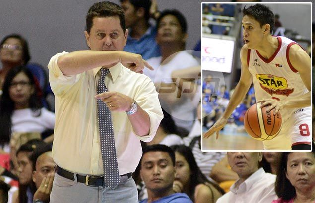Tim Cone prefers continuity over player movements, but he's not closing door on trades