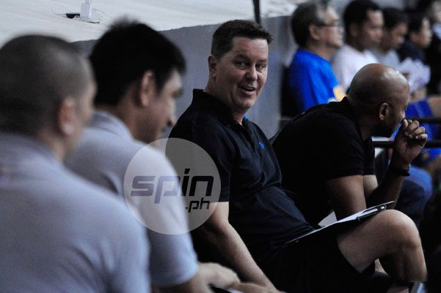 Tim Cone says Mariano, Villamor have 'good shots' at making team as Ginebra buckles down to work