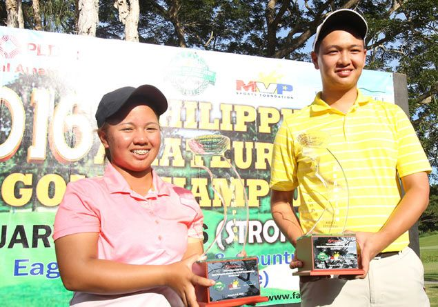 Perfect sendoff as pro-bound Jobim Carlos completes PH Amateur golf repeat