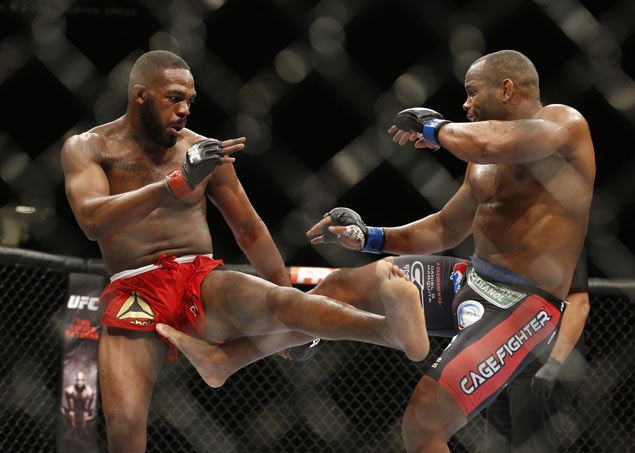Daniel Cormier-Jon Jones rematch booked for the third time as bitter rivals headline UFC 214