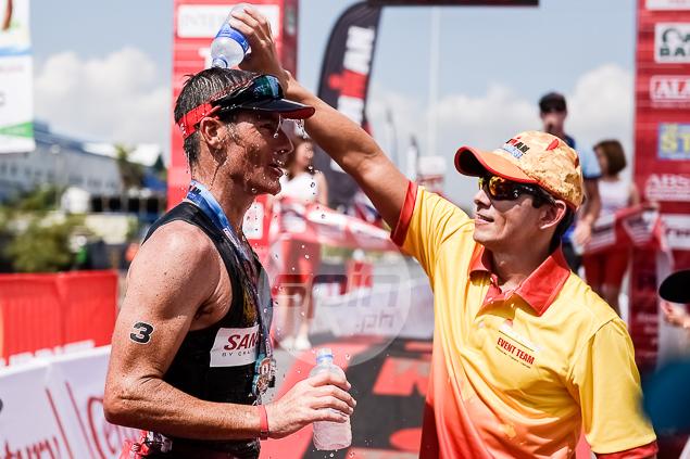 Crowie Alexander, Caroline Steffen savor redemption after ruling Century Tuna Ironman 70.3 in Subic