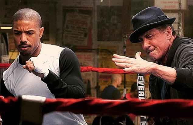 Rocky back in action as young Creed gives the boxing movie franchise new life