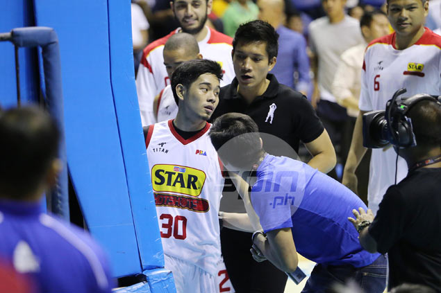Mark Cruz sad to leave Star, but looks forward to more opportunities at Phoenix