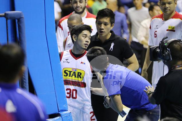 Webb on unlikely Star hero Cruz: 'Kahit maliit 'yung tao, 'yung puso nung bata grabe'