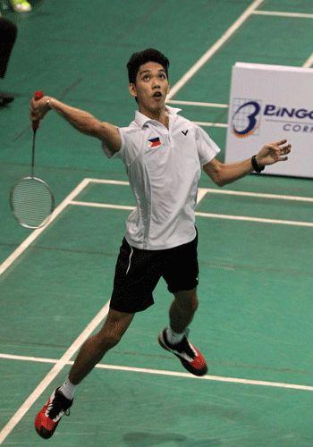 Pauline Tan, Kevin Cudiamat gain top seeding in Bingo Bonanza National Open