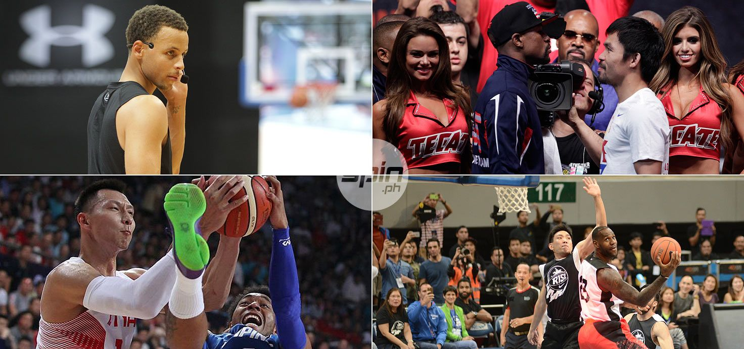 As year ends, we look back at top stories that made 2015 a momentous one for Philippine sports