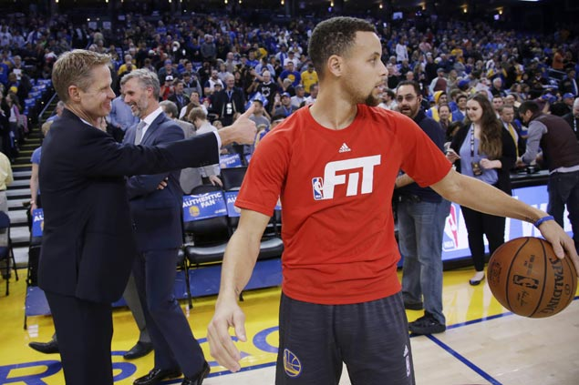 Warriors raring to protect perfect home record in first face-off of season against Spurs