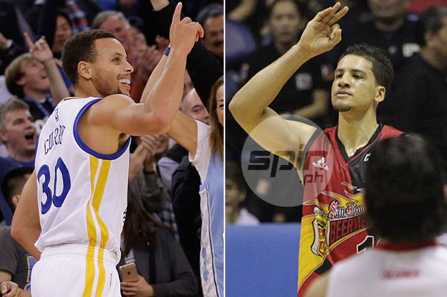 Marcio Lassiter wants to be like Curry, but admits NBA star a tough act to follow
