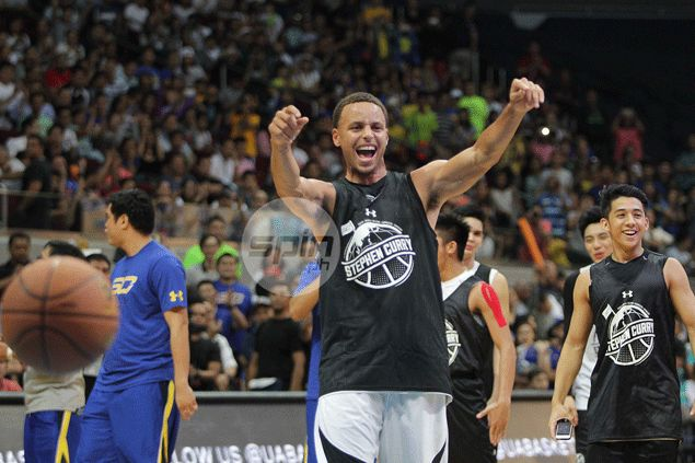 Steph Curry's blueprint for success: 'You gotta practice and challenge yourself every day'