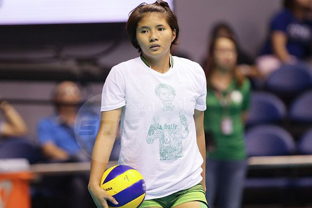 Hard-luck La Salle spikers not giving up the fight, says defiant Cyd Demecillo