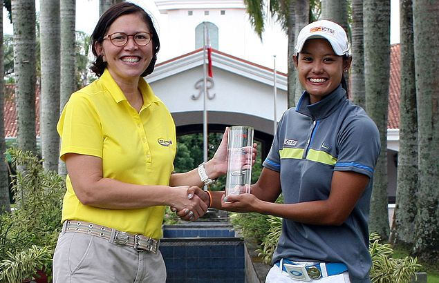 Cyna Rodriguez regains winning form, runs away with Riviera Ladies Classic