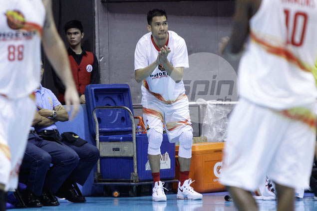Vanguardia says lack of familiarity with Phoenix behind benching of prized acquisition Baguio