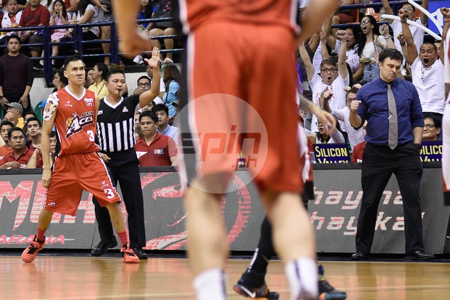 Cyrus Baguio not sulking after 'hero moment' ruined by gallant SMB stand in OT