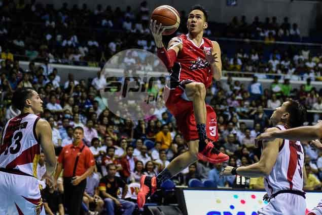 Phoenix's high-octane offense perfect for Cyrus Baguio's resurgence, says coach Vanguardia