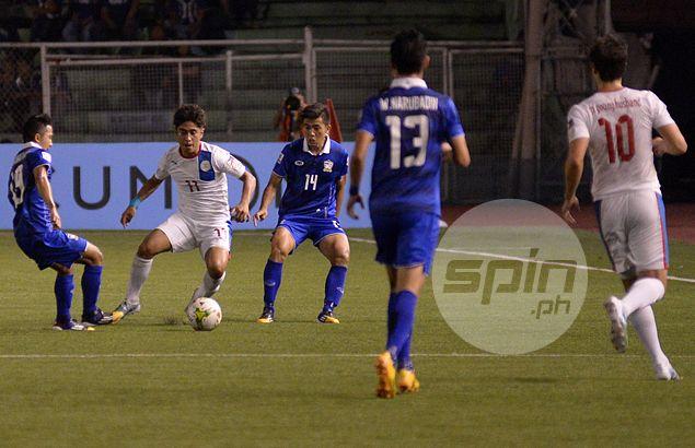 Azkals mainstays add more bite to Philippine Under-23 squad in SEA Games