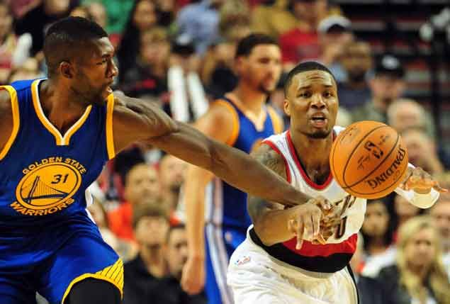 Blazers sign ex-Warriors center Festus Ezeli to two-year, $15M deal, says source