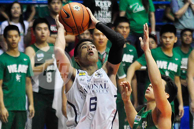 NU Bullpups overcome Adamson Baby Falcons in overtime to bag Fr. Martin Cup crown