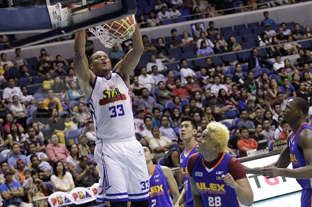 Daniel Orton as good as advertised as Purefoods stays perfect with rout of NLEX