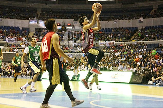 Teen actor Daniel Padilla denies plan to play for AMA Titans in PBA D-League