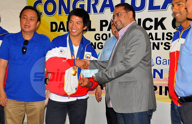 P1.6-million windfall for BMX rider Daniel Caluag for gold medal in Asian Games