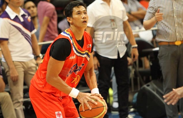 Danny Ildefonso glad to be back at Meralco camp, ready to play quality minutes under Norman Black