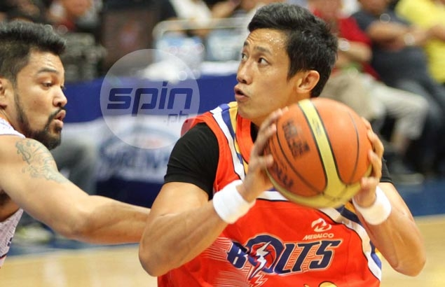 Isaac hopes Blackwater's young big men can learn a thing or two from Danny Ildefonso
