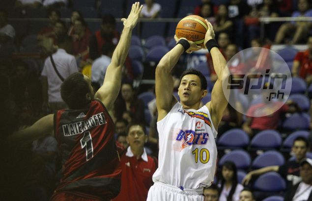 Danny Ildefonso eyes Meralco Bolts comeback as contract talks with Blackwater Elite fall through