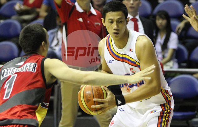 Reunion hopes dashed as Danny Ildefonso expects to get unconditional release from Blackwater