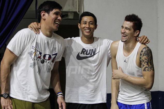 Danny Ildefonso wishes former protege Fajardo good health: 'Kailangan natin siya sa (Olympic) qualifier'