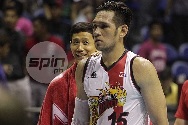 Danny I reconsiders retirement plan as he seeks contract extension with Meralco