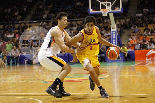 Danny Ildefonso glad to stay relevant for Meralco in twilight of great career