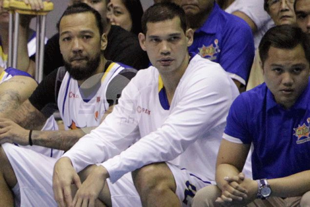 Alapag gives Talk 'N Text's Danny Seigle a ringing endorsement for PBA commissioner job