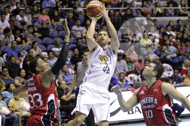 Talk 'N Text escapes as Orlando Johnson's 46 points not enough to save Ginebra