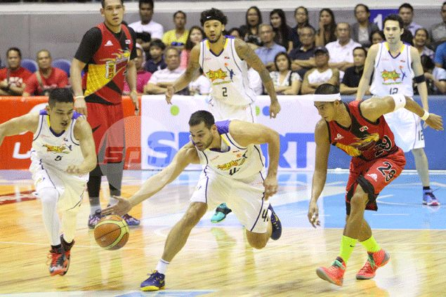 Danny Seigle puts on vintage performance, but insists he isn't out to prove a point
