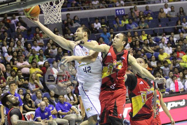 Danny Seigle serves up reminder of how good he is in leading Talk 'N Text past San Miguel Beer