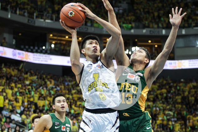 Tolomia says rival turned teammate Daquioag a perfect fit for FEU-backed D-League side