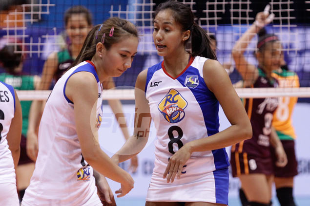 Daquis, Gonzaga again called up for an international tourney, join Marano and Reyes in Foton squad for Asian tilt