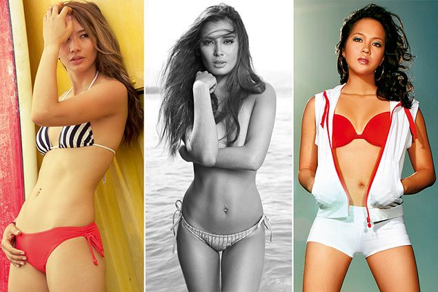 Rachel Anne Daquis, fellow star athletes, WAGs grace new FHM book 'Sexiest'