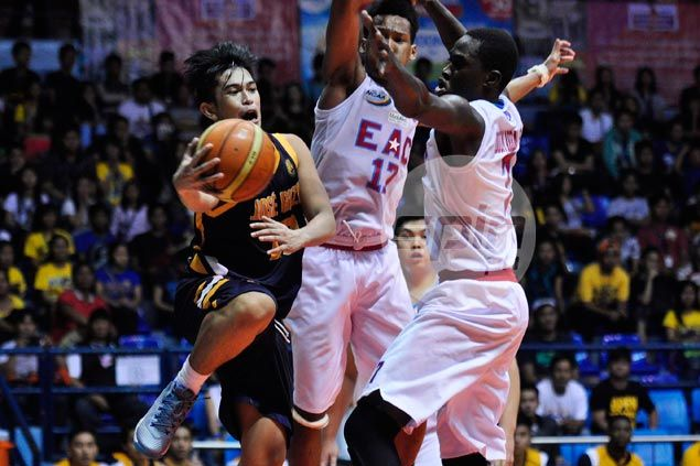 JRU Heavy Bombers arrest two-game slide with rout of winless EAC Generals