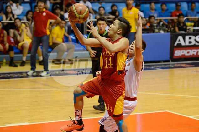 Cebuano Darell Menina's leap of faith pays off as he makes mark for reborn Mapua