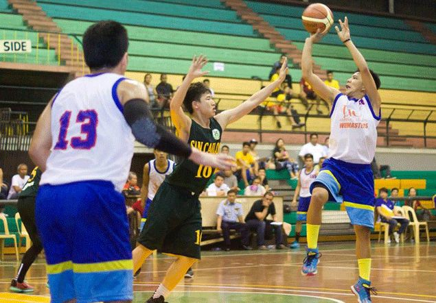 University of Cebu Webmasters lose best player Darrell Menina to Mapua Cardinals