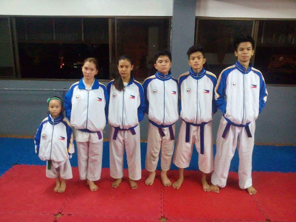 AAK Davao karatekas stay confident despite tough battles ahead in Milo-Malaysia Karate