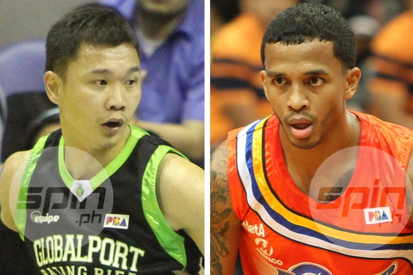 'El Granada' David sent by Globalport to Meralco in four-player trade