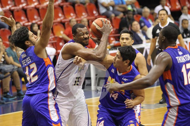 Tropang TNT endures absence of Jayson Castro and Fonacier, holds off NLEX