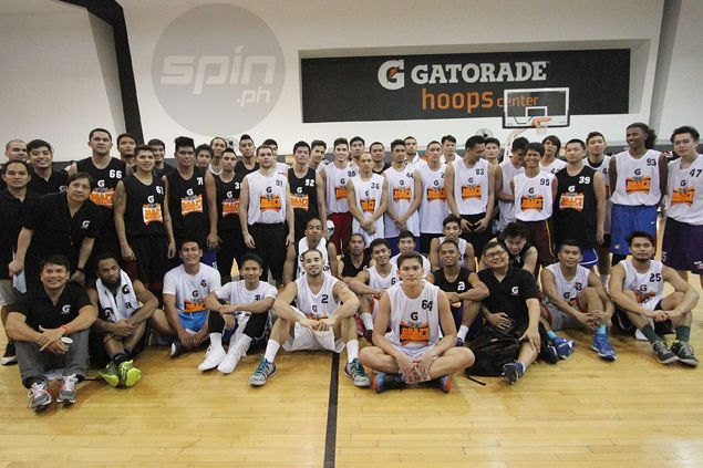 Sabellina, Morrison, Heruela lead PBA rookie hopefuls tagged by coaches as 'diamonds in the rough'