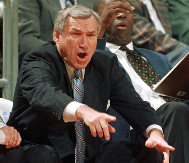 Tributes pour in as legendary North Carolina Tar Heels coach Dean Smith dies aged 83