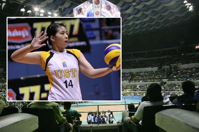 Former UST star turned broadcaster Denise Tan enjoying self too much to think of comeback
