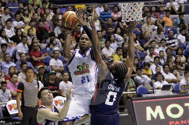 Purefoods import Denzel Bowles says years of experience made him a 'smarter player'