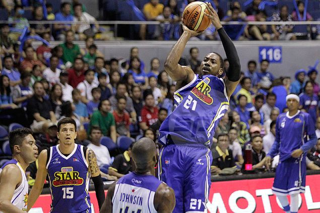 Star, Bowles take on Thomas-led Meralco in opener of PBA Commissioner's Cup