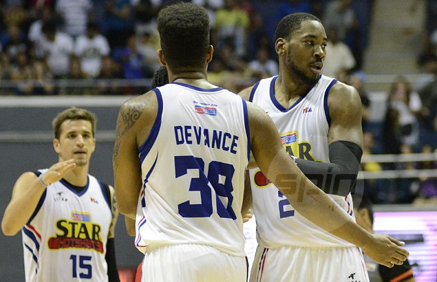 Denzel Bowles delivers anew as Purefoods survives Talk 'N Text in classic, triple OT win